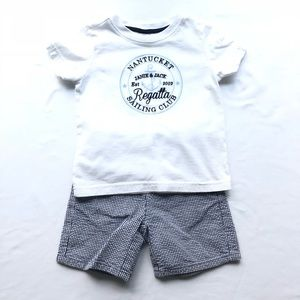 Janie and Jack Matching Sets - Janie & Jack Toddler Boy's Summer Bundle